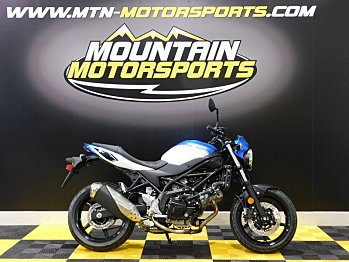 2018 Suzuki SV650 for sale 200586318