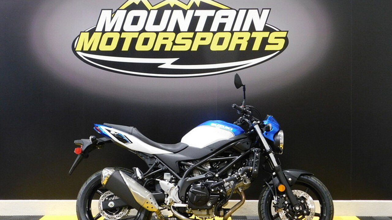 2018 Suzuki SV650 for sale 200586734