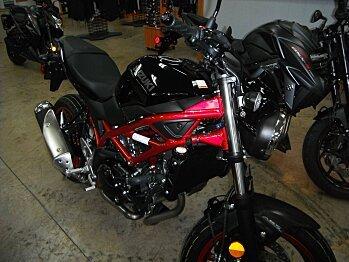 2018 Suzuki SV650 for sale 200618914