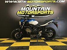 2018 Suzuki SV650 for sale 200543071