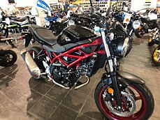 2018 Suzuki SV650 for sale 200552481