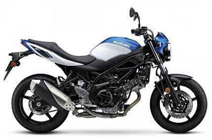 2018 Suzuki SV650 for sale 200607481