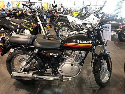 2018 Suzuki TU250X for sale 200544310