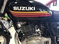 2018 Suzuki TU250X for sale 200639697