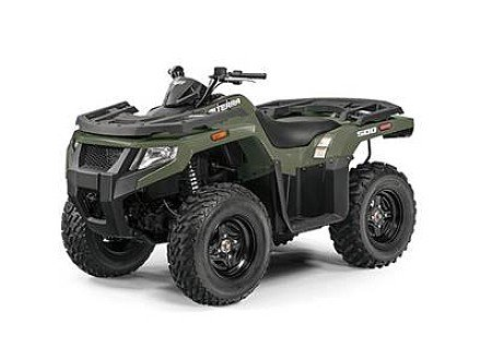 2018 Textron Off Road Alterra 500 for sale 200640091