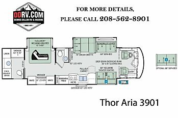 2018 Thor Aria for sale 300149620