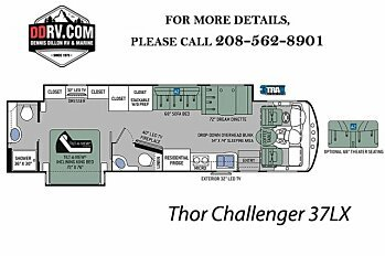 2018 Thor Challenger for sale 300161176