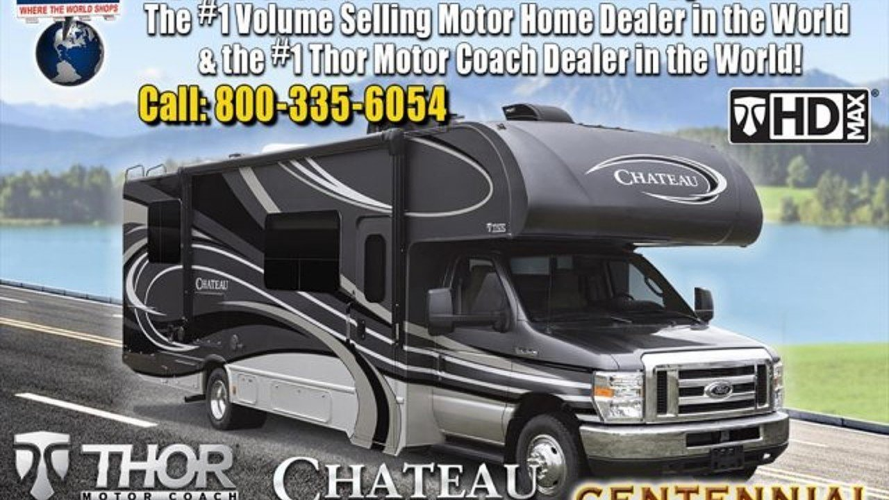 2018 Thor Chateau for sale 300147766