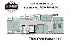 2018 Thor Four Winds for sale 300146480