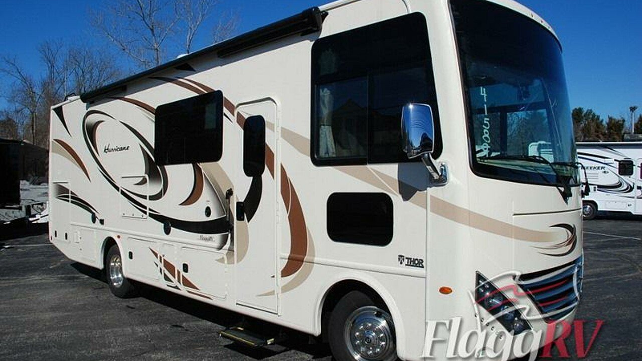 2018 Thor Hurricane for sale 300169206
