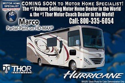 2018 Thor Hurricane for sale 300153138