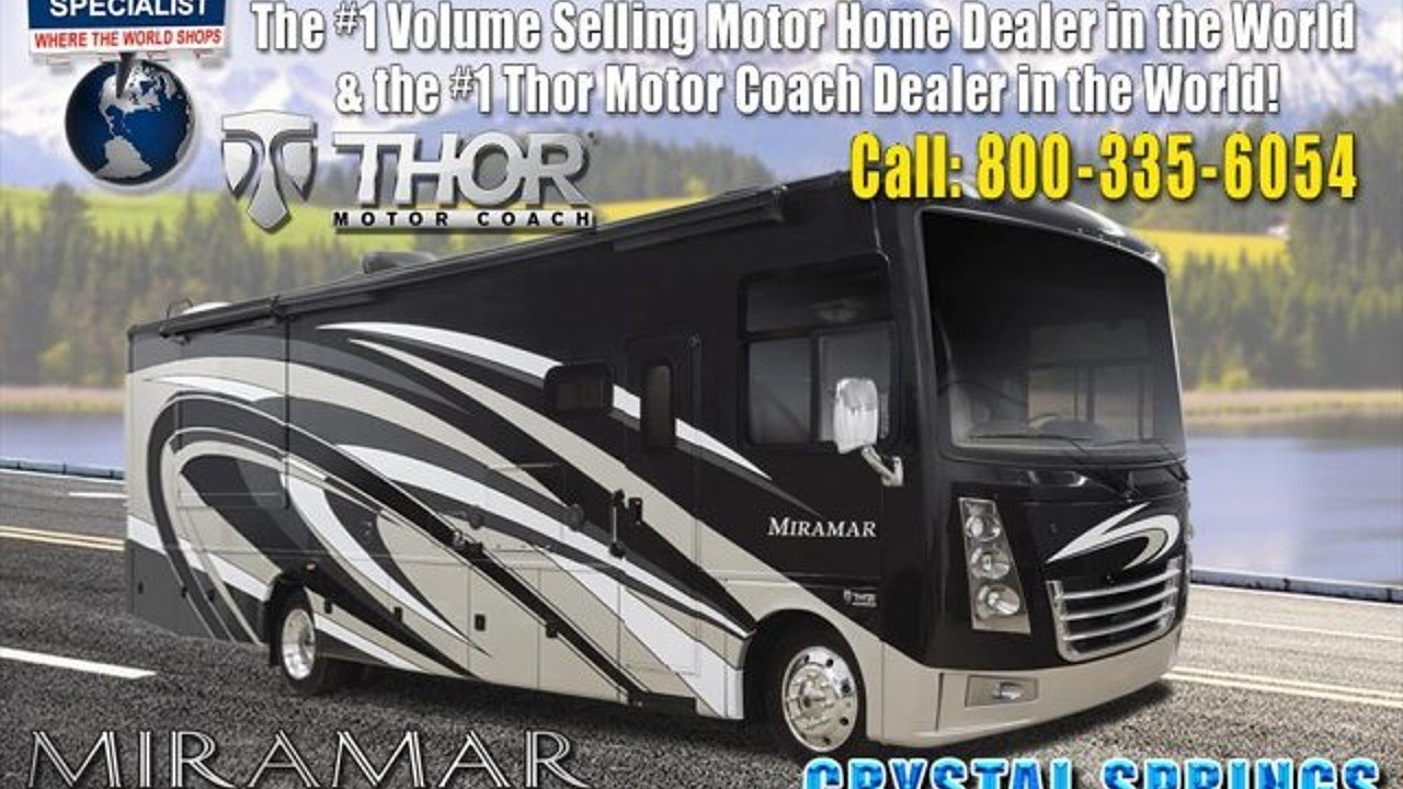 2018 Thor Miramar for sale 300132015