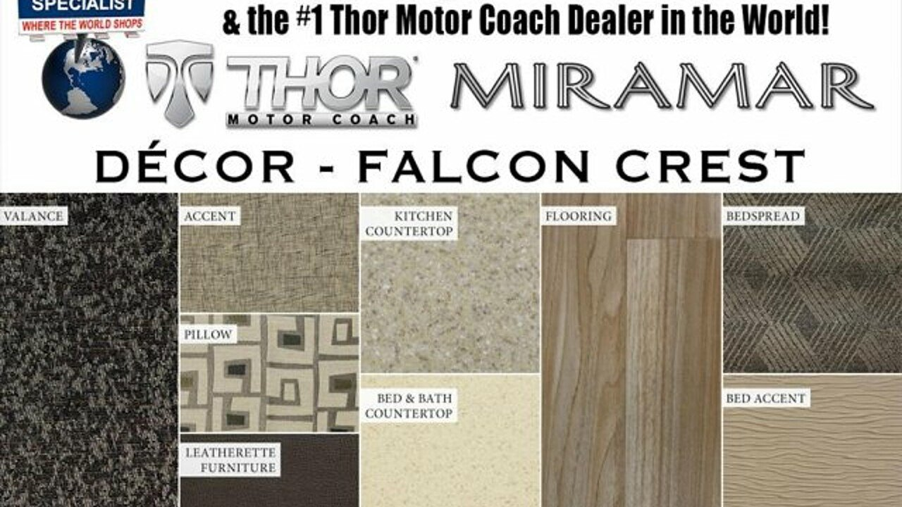 2018 Thor Miramar for sale 300141329