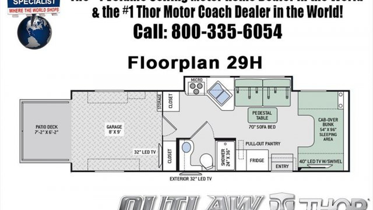 2018 thor outlaw 29h for sale near alvarado texas 76009 rvs on 2018 thor outlaw 29h for sale 300132022 asfbconference2016 Images