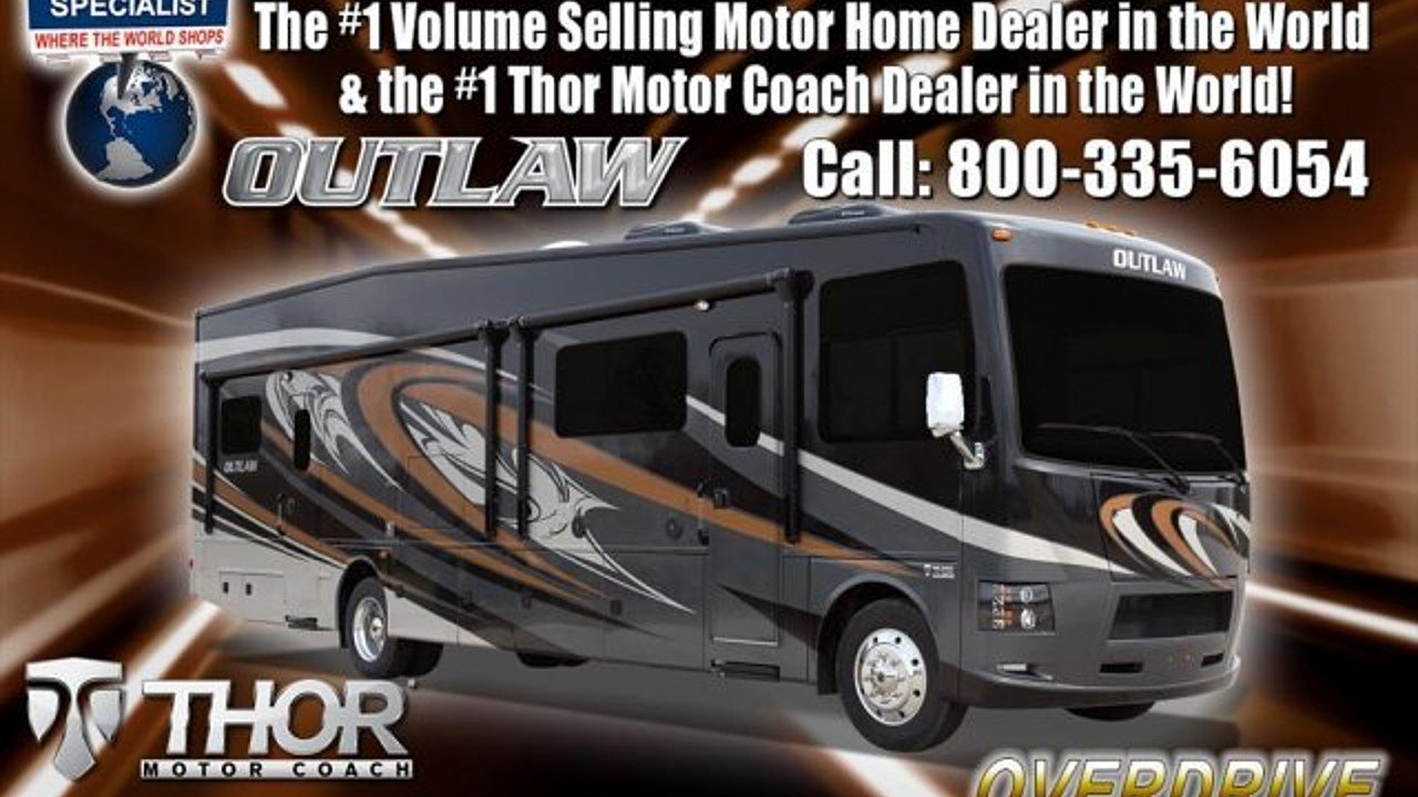 2018 Thor Outlaw for sale 300150135