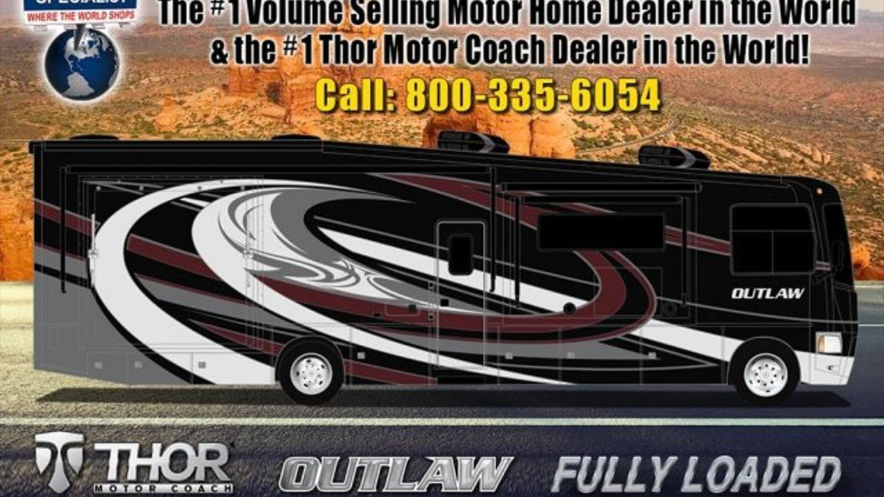 2018 Thor Outlaw for sale 300150155