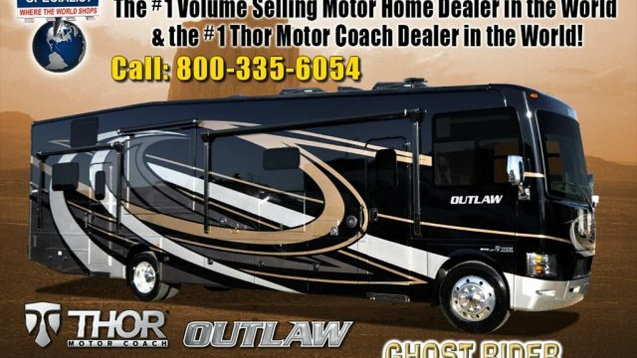 2018 Thor Outlaw for sale 300150156