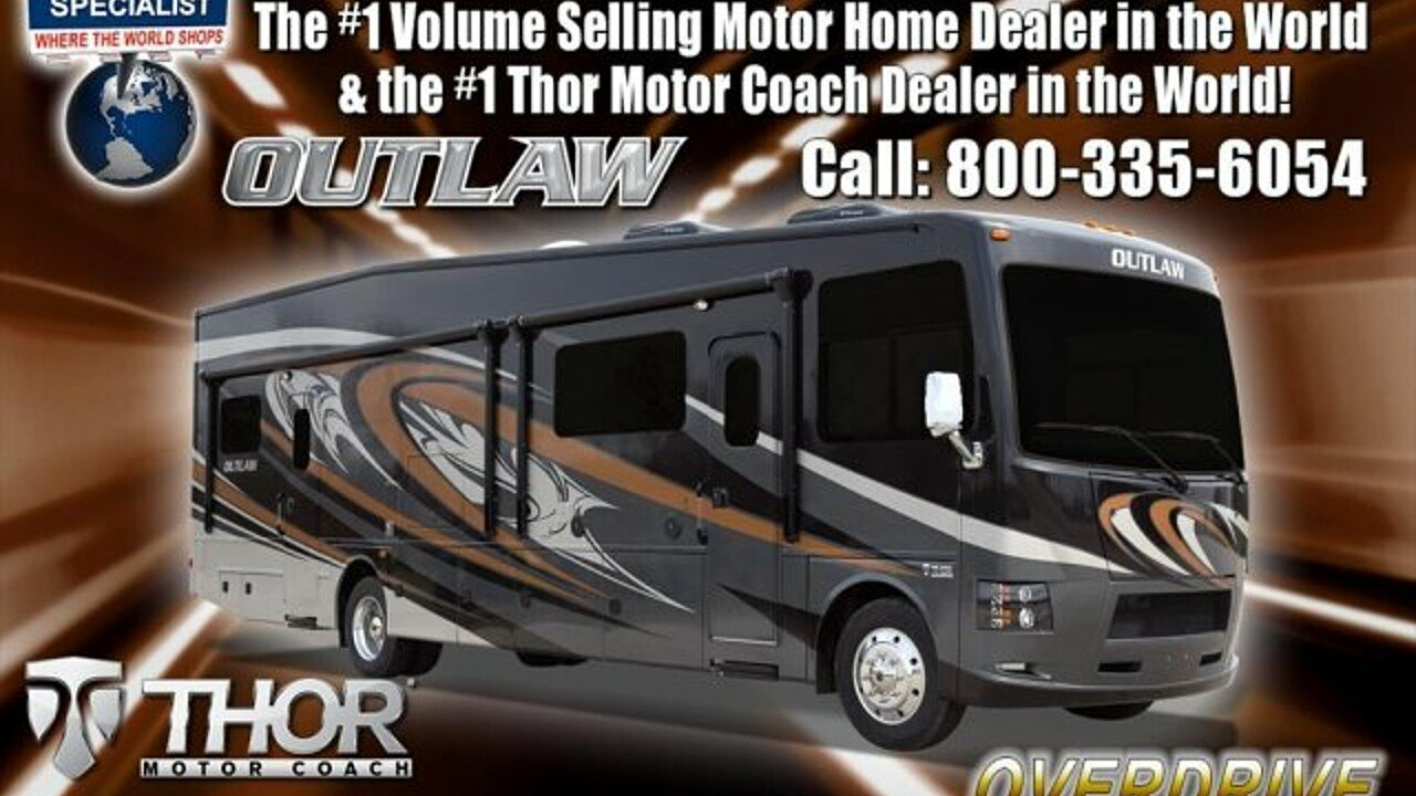 2018 Thor Outlaw for sale 300150158