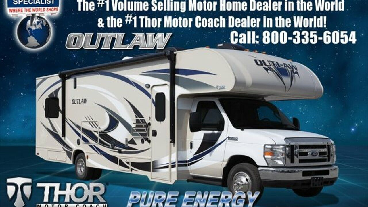 2018 Thor Outlaw for sale 300150213