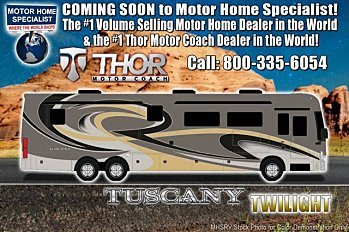 2018 Thor Tuscany for sale 300130406