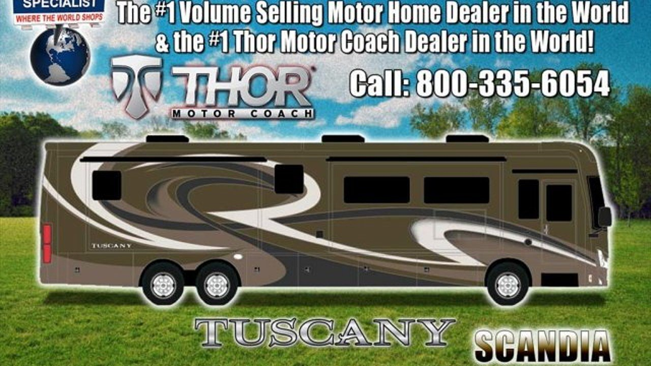 2018 Thor Tuscany for sale 300156568