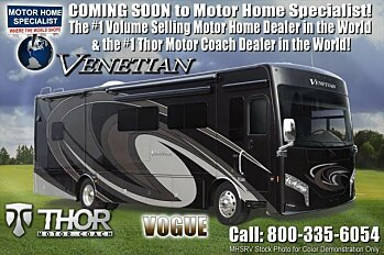 2018 Thor Venetian for sale 300130419