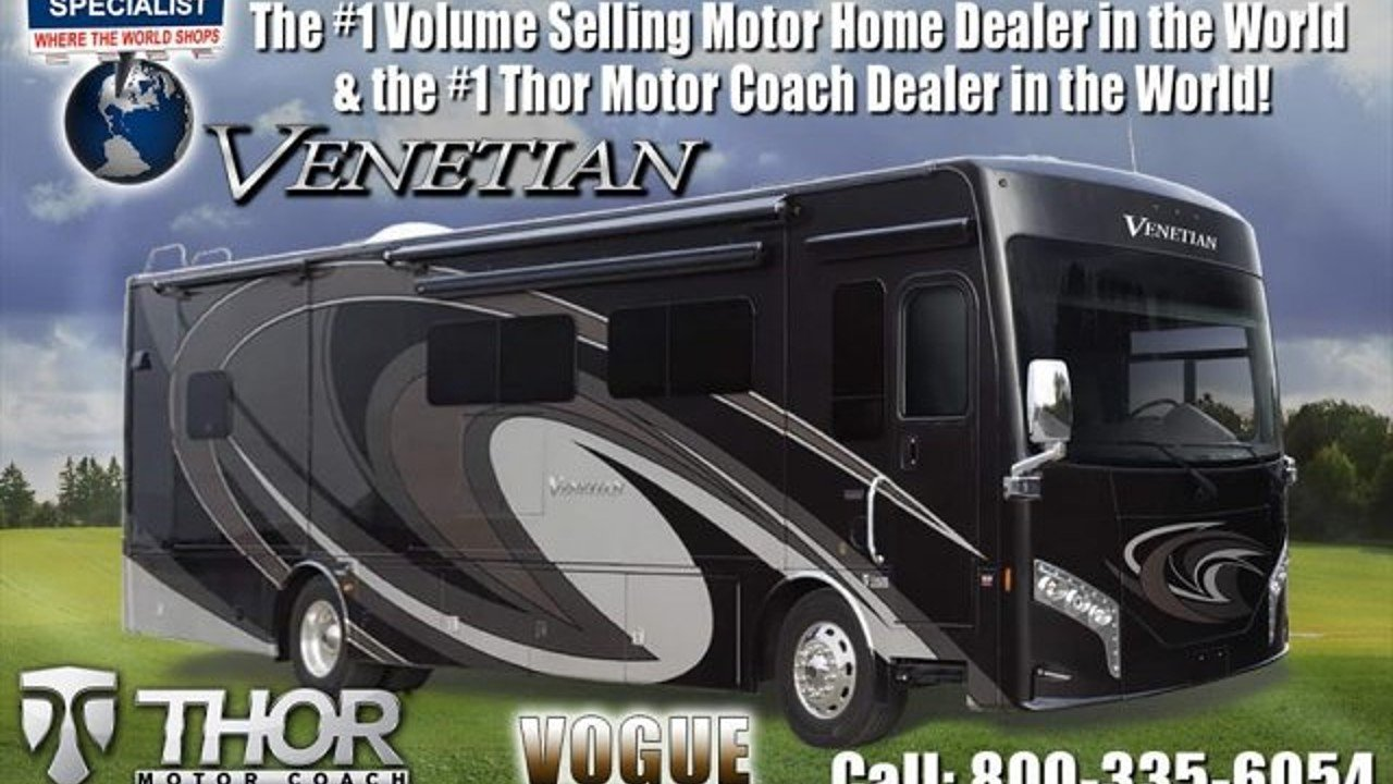 2018 Thor Venetian for sale 300150129
