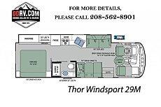 2018 Thor Windsport for sale 300154794