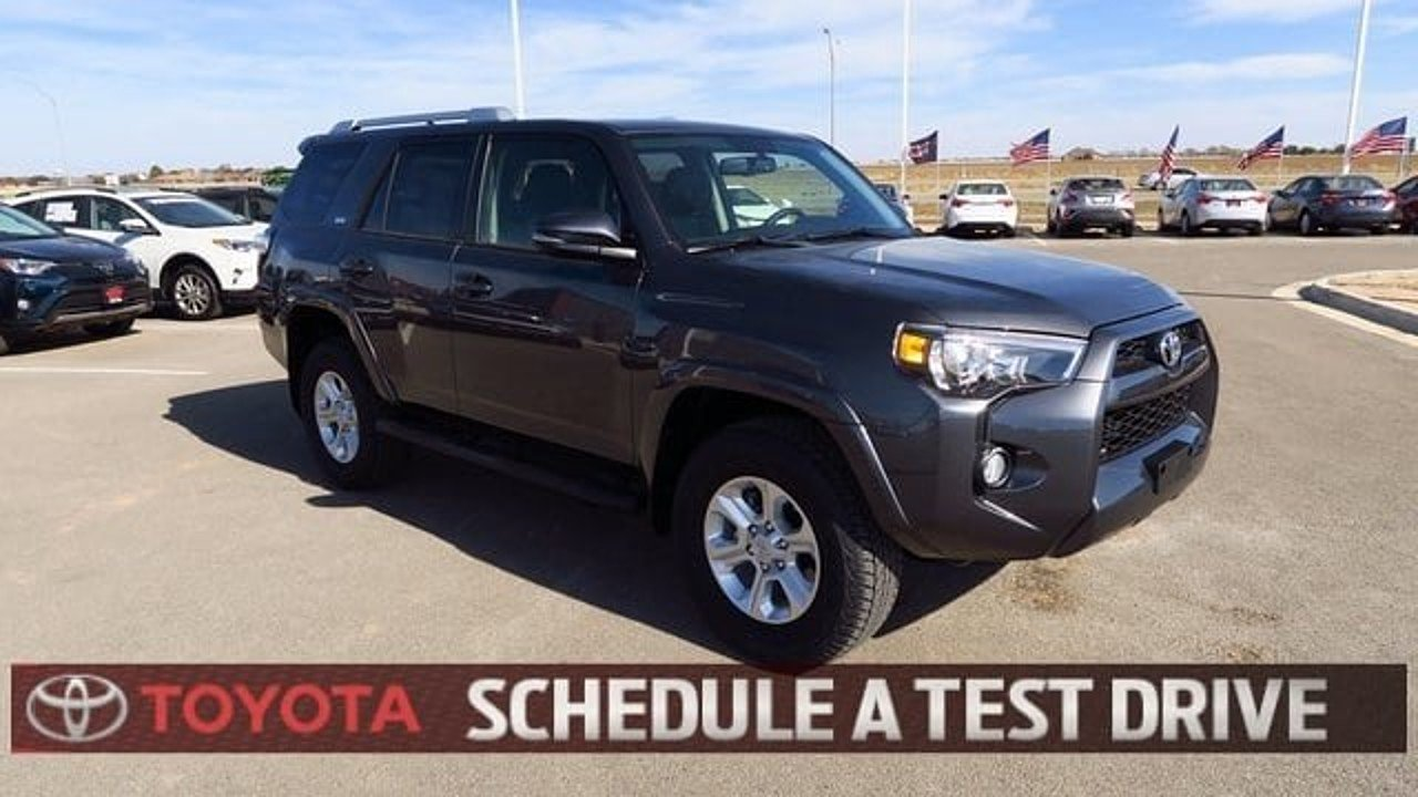 2018 Toyota 4Runner for sale 100924238