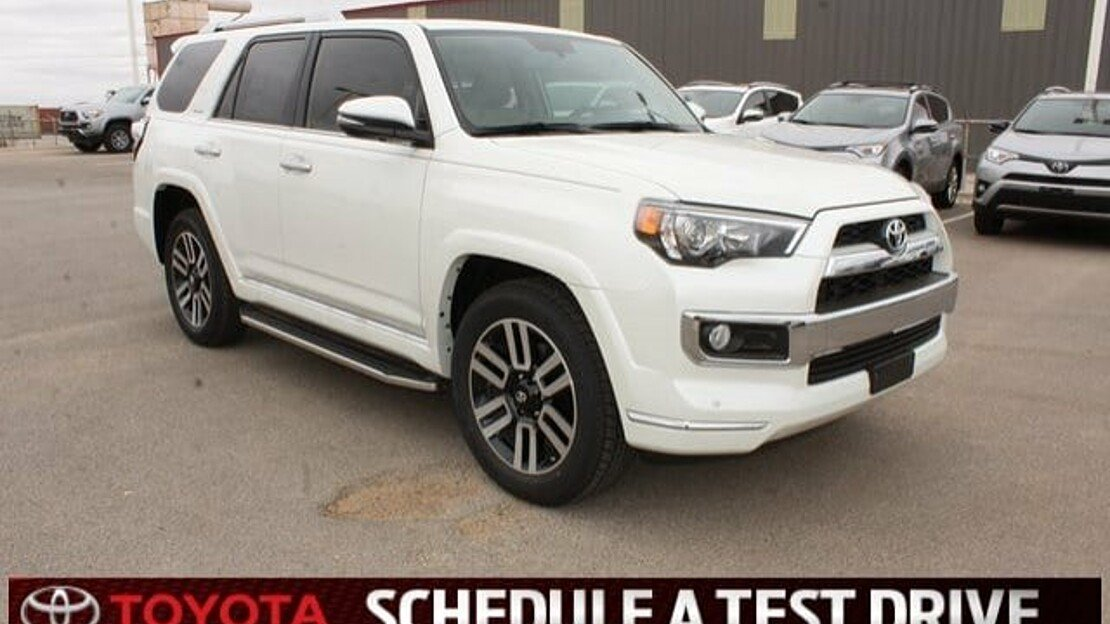 2018 Toyota 4Runner 2WD for sale 100999487
