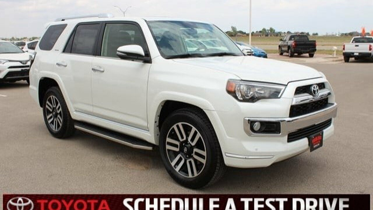 2018 Toyota 4Runner 2WD for sale 101008283