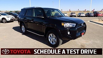 2018 Toyota 4Runner for sale 100923017