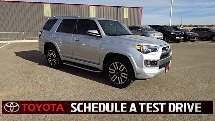 2018 Toyota 4Runner for sale 100945254