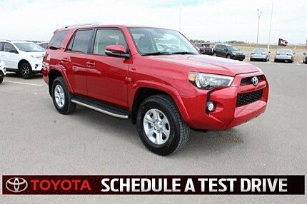 2018 Toyota 4Runner for sale 100975301