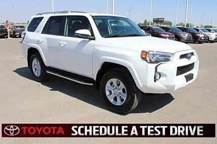 2018 Toyota 4Runner for sale 100985053