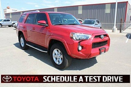 2018 Toyota 4Runner for sale 100998559