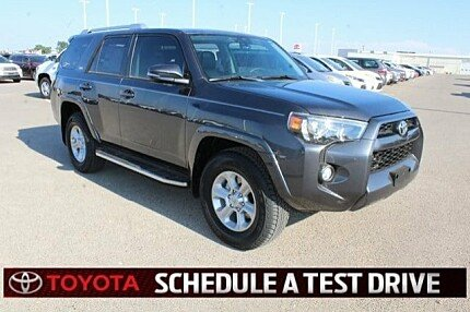 2018 Toyota 4Runner 2WD for sale 100998959