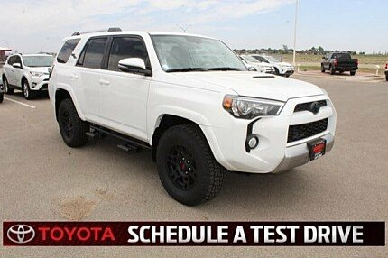 2018 Toyota 4Runner for sale 101001623