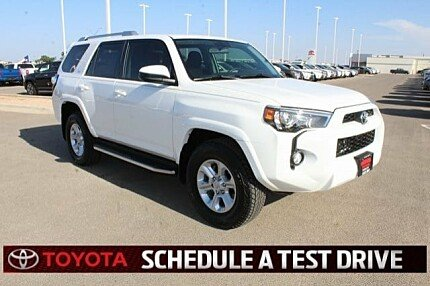 2018 Toyota 4Runner 2WD for sale 101001624