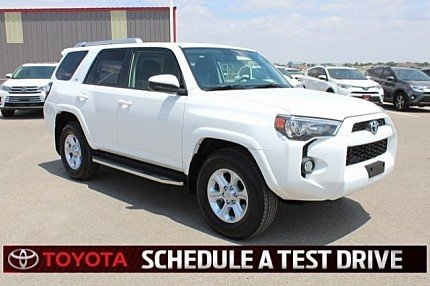 2018 Toyota 4Runner 2WD for sale 101007840