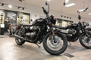 2018 Triumph Bonneville 1200 T120 for sale 200508020
