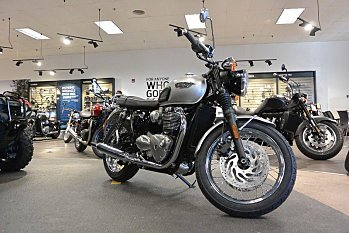 2018 Triumph Bonneville 1200 T120 for sale 200523905