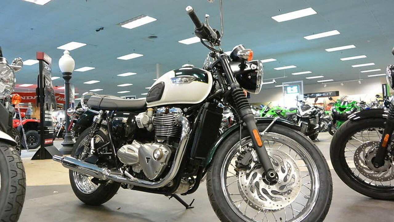 2018 Triumph Bonneville 1200 T120 for sale 200559795