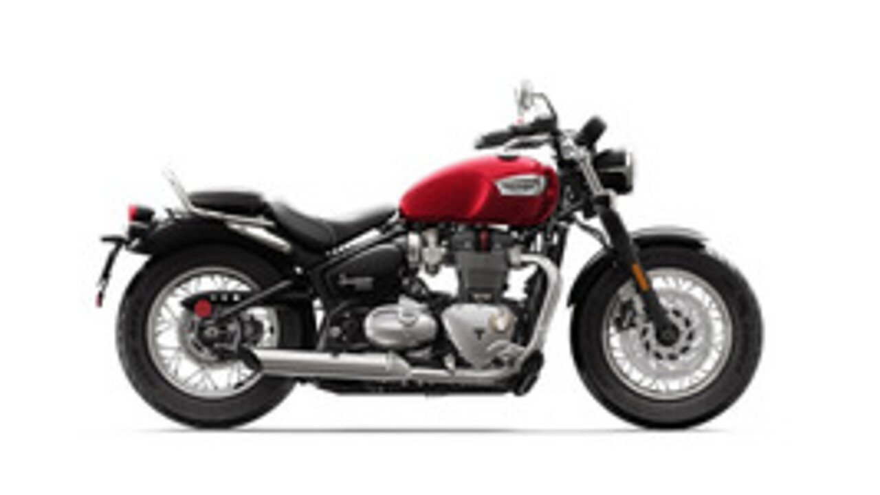 2018 Triumph Bonneville 1200 for sale 200569684