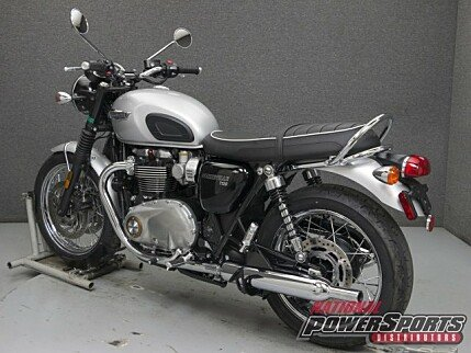2018 Triumph Bonneville 1200 T120 for sale 200579579