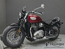 2018 Triumph Bonneville 1200 for sale 200579607