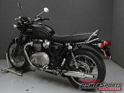 2018 Triumph Bonneville 1200 T120 for sale 200579998