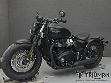 2018 Triumph Bonneville 1200 for sale 200610482