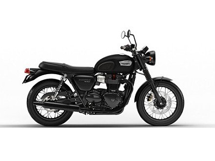 2018 Triumph Bonneville 900 T100 for sale 200569701