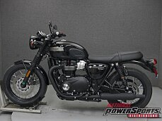 2018 Triumph Bonneville 900 T100 for sale 200579685